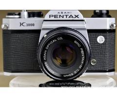 Vendo Kit Pentax K1000
