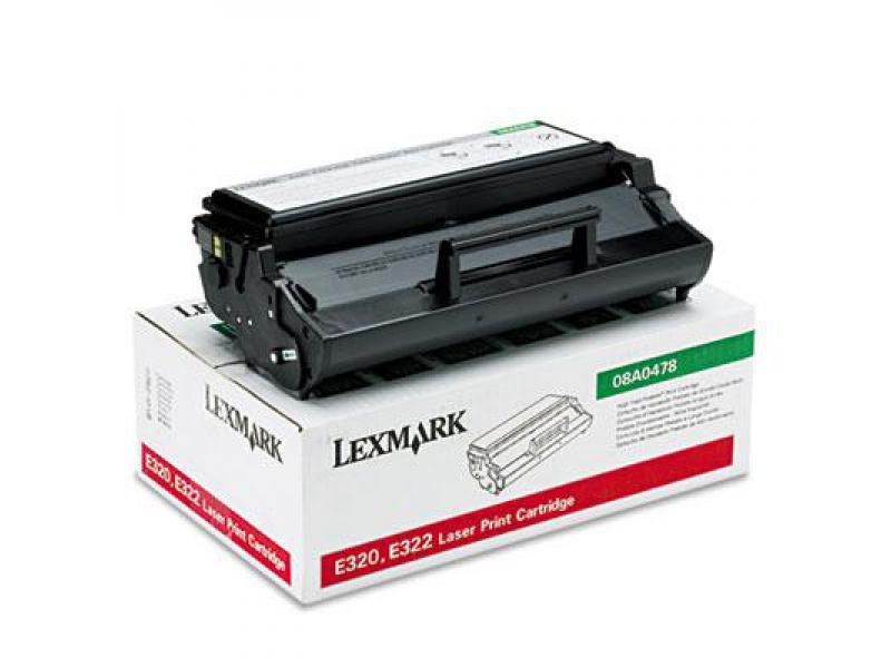 Cartuccia Toner Originale Lexmark e320/322