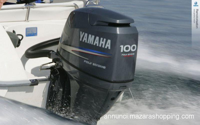 Yamaha 100 4 Tempi 2001