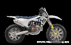 MOTOCROSS 4T MODELLO FC 450