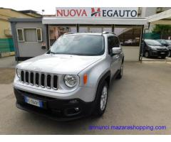 JEEP RENEGADE 1.6 MJT 120cv LIMITED