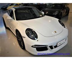 Porsche 991 3.8 Carrera 4GTS Coupé- 9000KM PORSCHE APPROVED