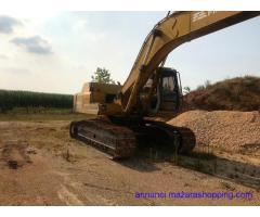 escavatore  cingolato  fiat  hitachi f h 220