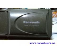 Caricatore Panasonic di cd per auto