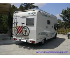 Camper mansardato