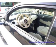 Fiat 500 1.2 benzina anno 2008 versione lounge