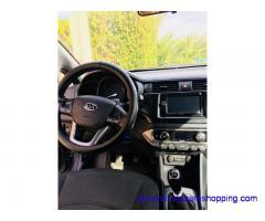 Kia Rio 1.4 turbo diesel limited Edition 2013