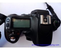 Nikon d80 +2 batterie + battery grip