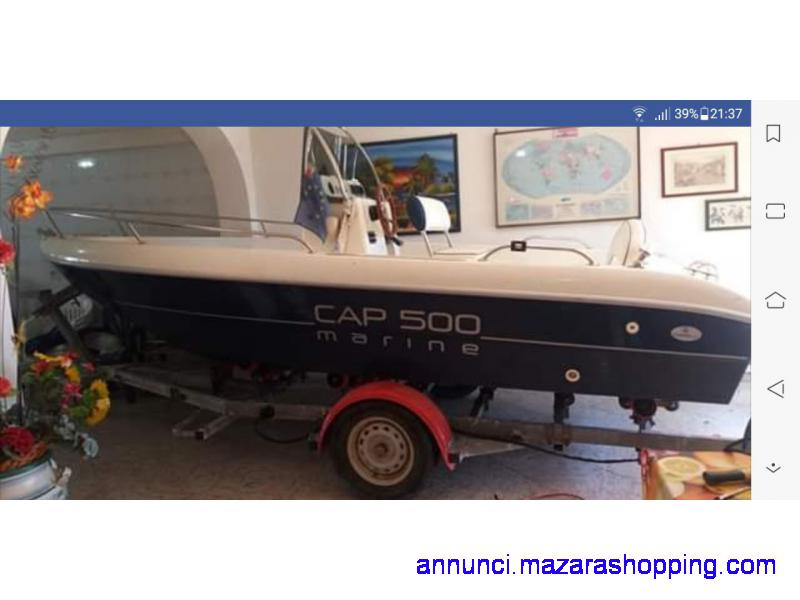 Barca Capelli Cap 500