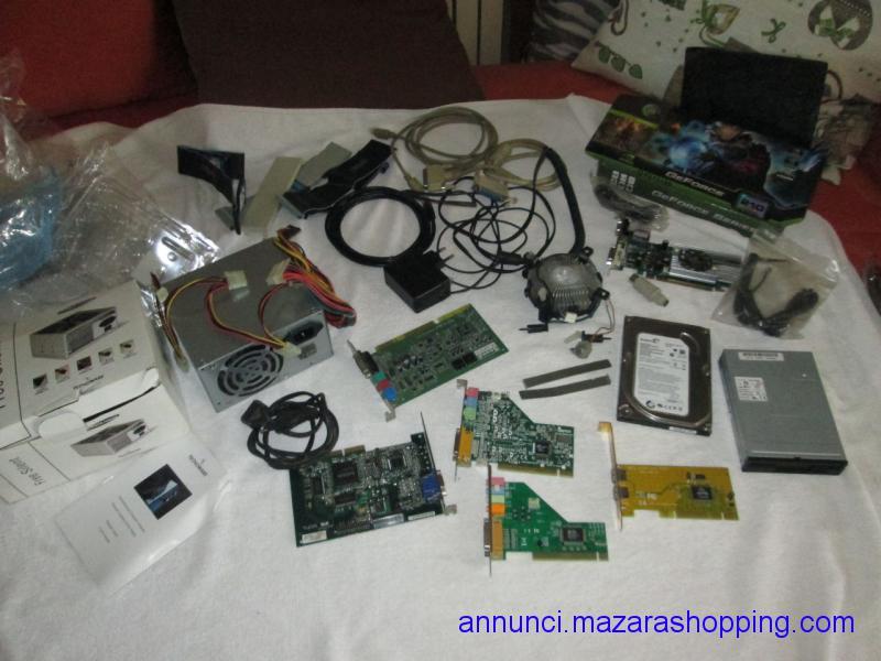 accessori vari pc