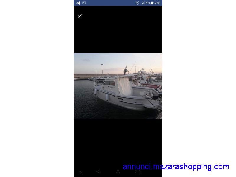 Barca Lipari 22