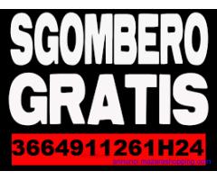 SGOMBERO GRATIS APPARTAMENTI E GARAGE
