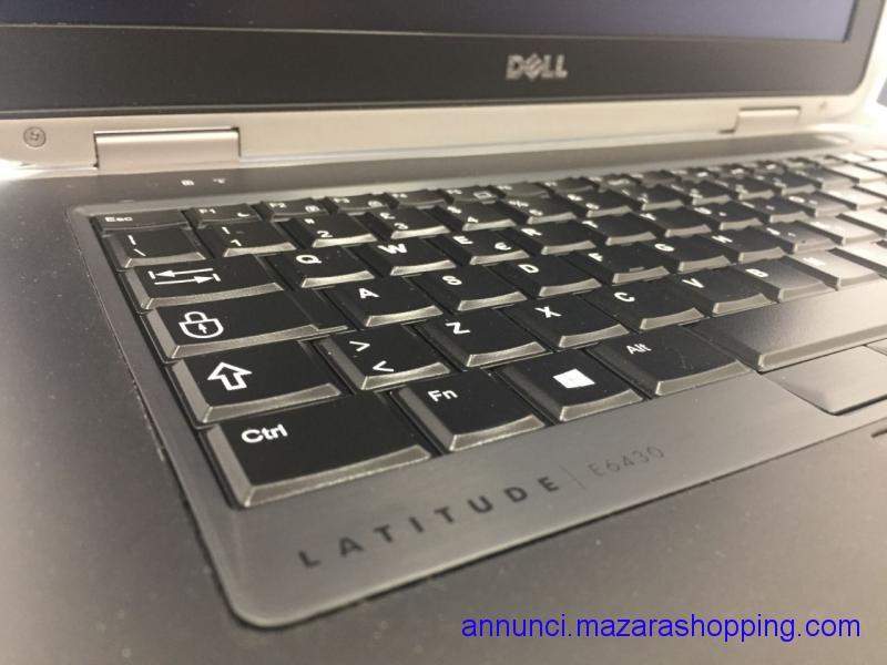 PC portatile Dell E6430 8gb- SSD 240 GB