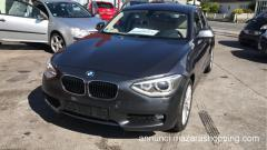 BMW 118d LUXURY  LED PELLE NAVYPLUS KAMERA