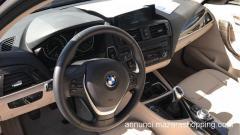 BMW 118d LUXURY  LED PELLE NAVYPLUS KAMERA