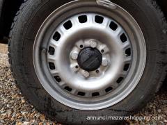 Cerchi Fiat Panda