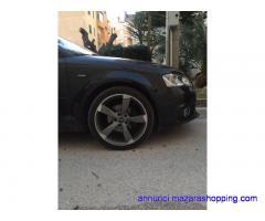 Audi A3 sportback dark-line