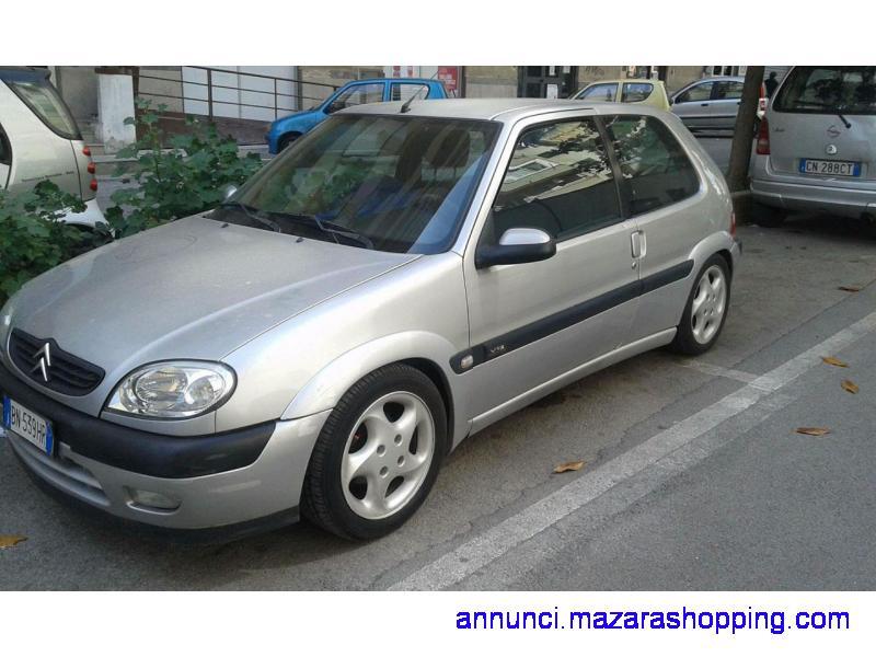 Vendo per saxo Citroën anno 2000