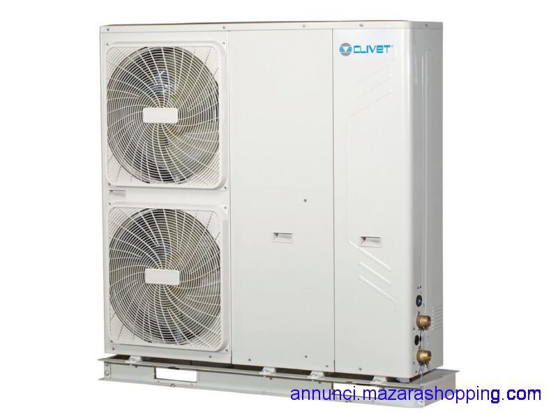 Pompa di calore ad aria / residenziale / professionale / industriale CLIVET ENERGY EDGE WSAN-XMI
