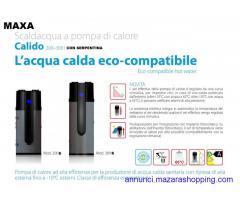 FORMULA ESCO CLIVET SCALDA ACQUA A POMPA DI CALORE 190/300LT