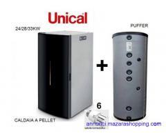 FORMULA ESCO CALDAIA UNICAL IT CT 24KW
