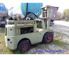 muletto  diesel 25 quintali