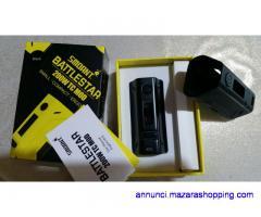 box 200W + 2 atomizzatori sigaretta elettronica