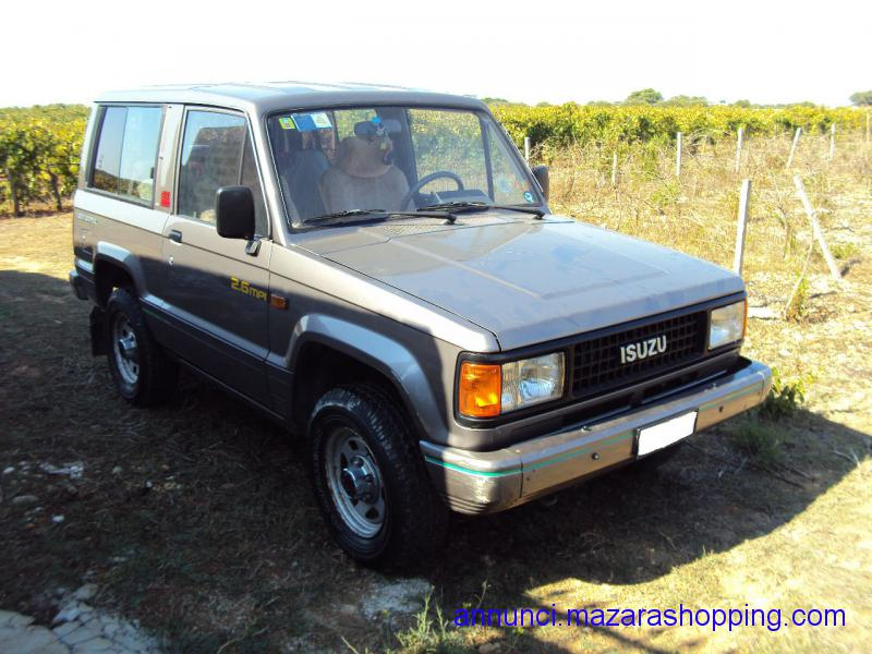 ISUZU Trooper USB 17