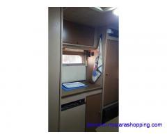 Camper ford transit 89