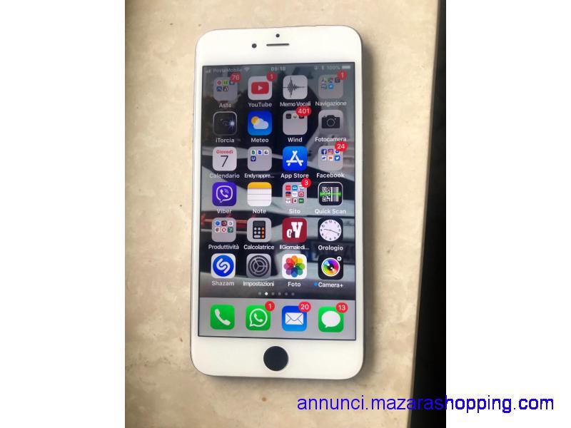 telefono  iPhone 6 s plus 128