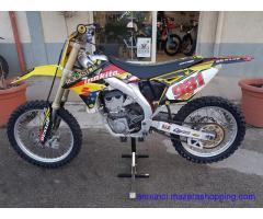 SUZUKI RMZ 450 2012